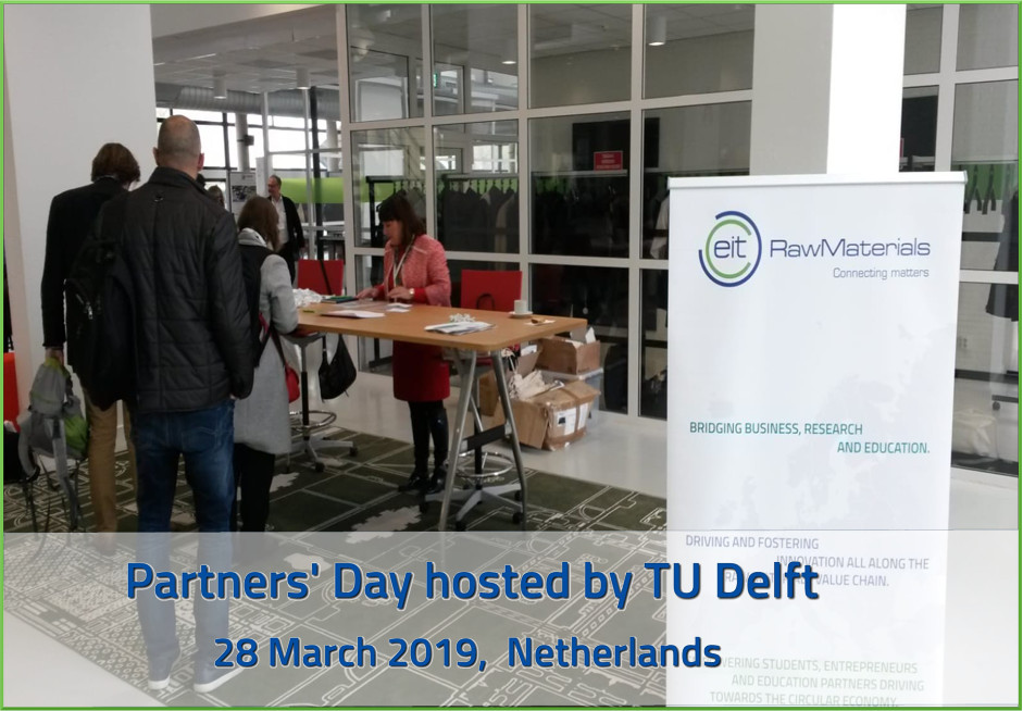 EIT RawMaterials Partners' Day
