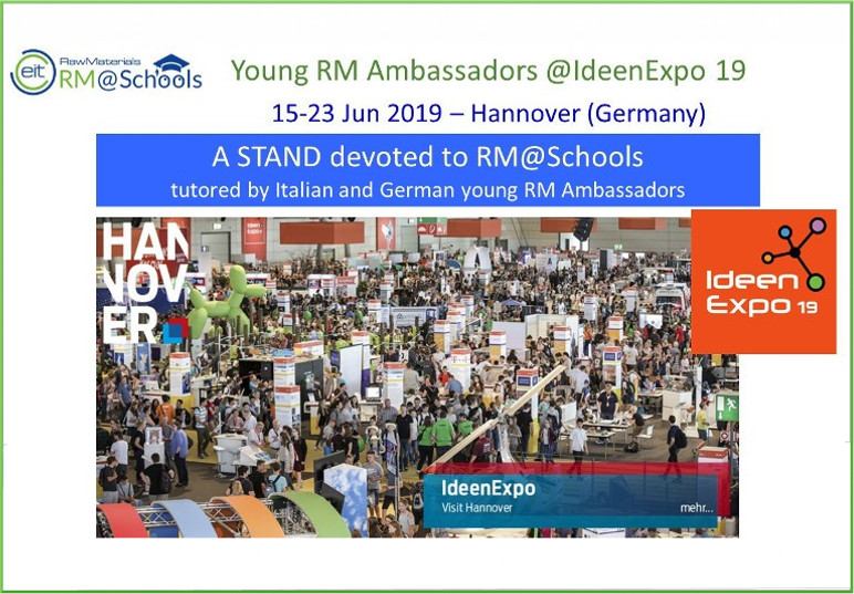 Young RM Ambassadors in Hannover