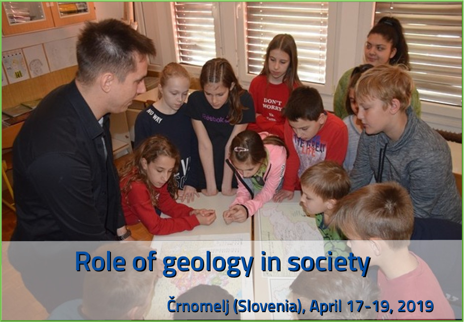 Role of geology in Society